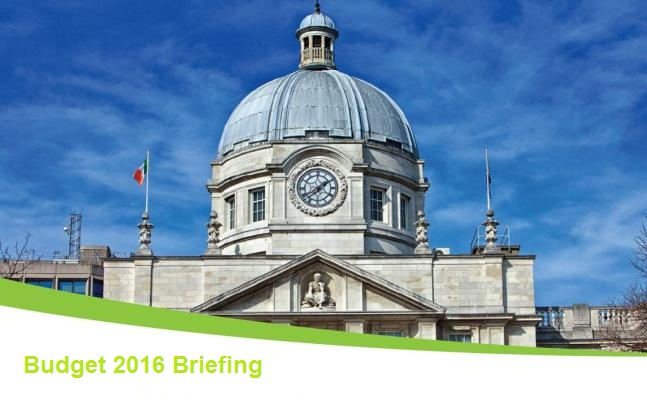 Budget 2016 Webinar Recording - Now Available!