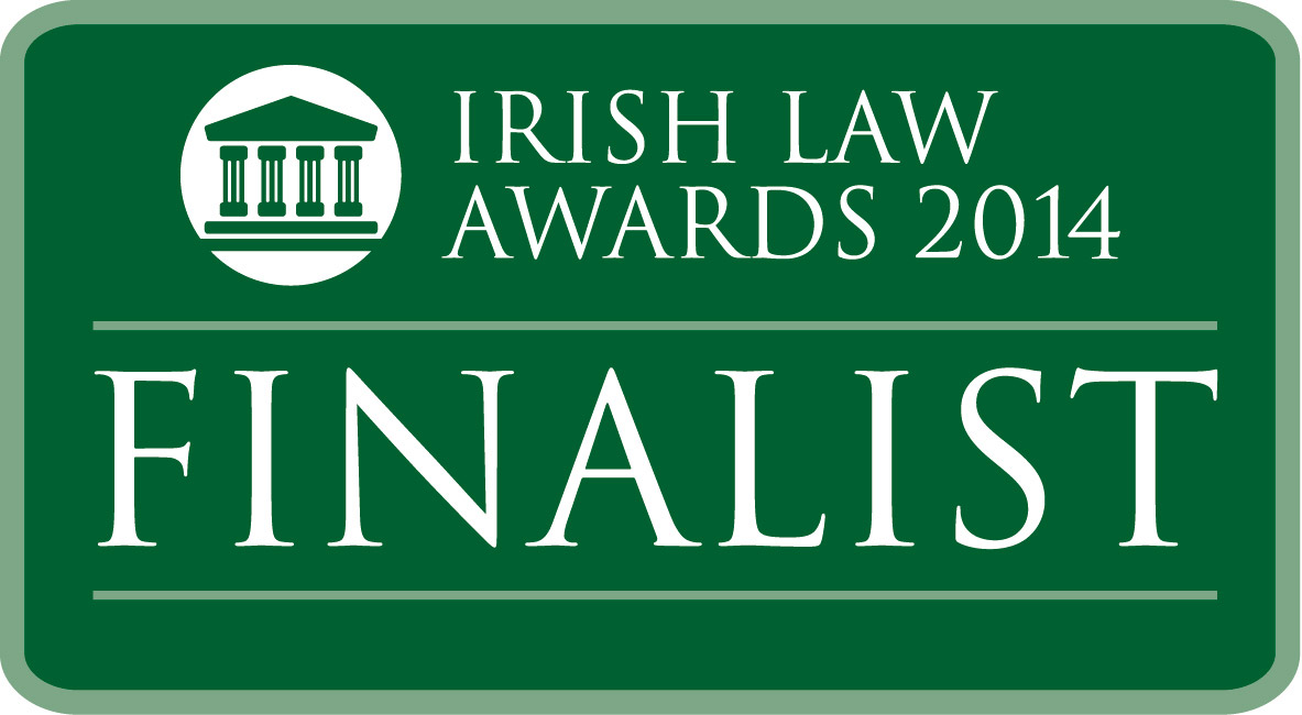 ITC Consulting announced as finalists in the Irish Law Awards 2014