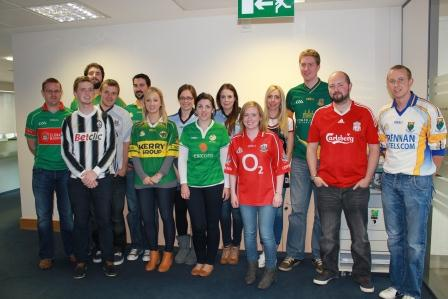 GOAL Jersey Day in ITC